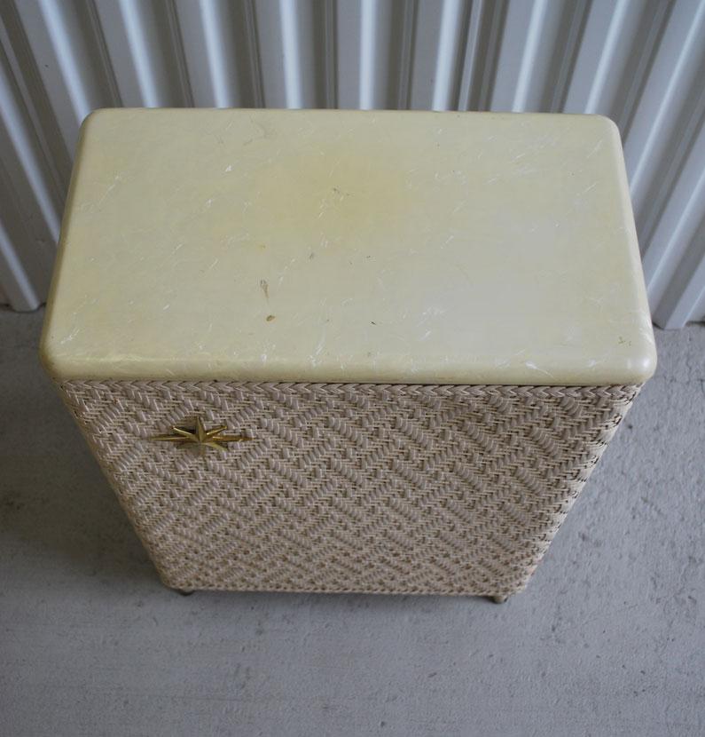 Could Vintage laundry hamper sounds OMFG! HER