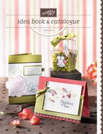 Stampin&#39; Up! Idea Book and Catalogue