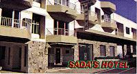 Apoio - Sada's Hotel