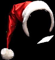 Mas Gorros de Papa Noel para esta navidad en formato PNG 16