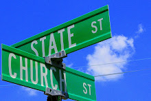 Intersection of Church and state