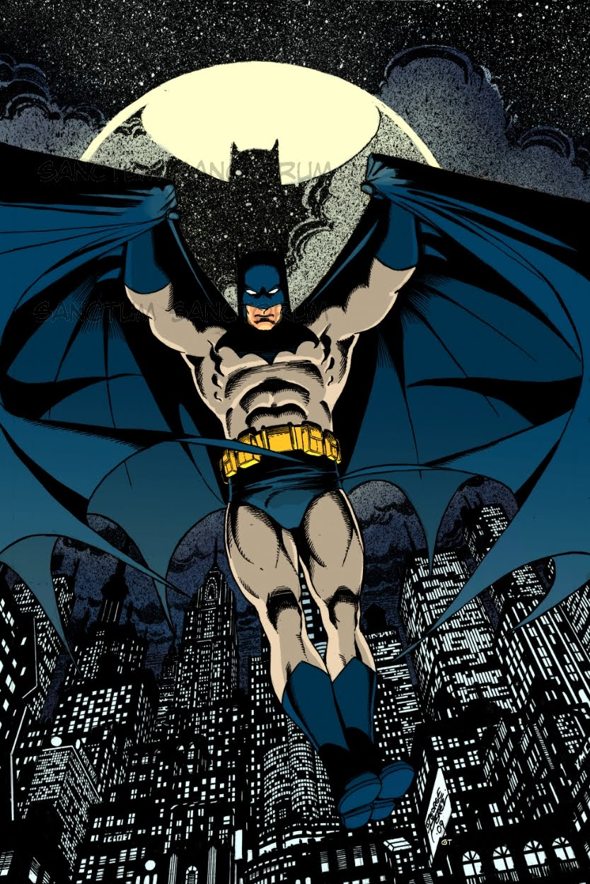 Download image George Perez Batman PC, Android, iPhone and iPad