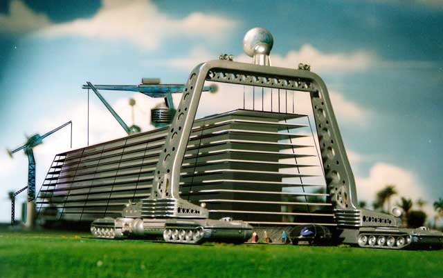 worldwidesign: Jacques Fresco – Futuristic Design