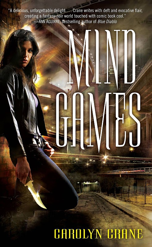 Mind Games (The Disillusionists Trilogy: Book 1)