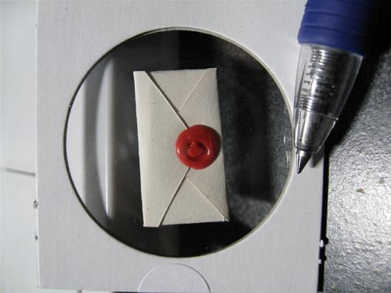 O menor serviço postal do mundo