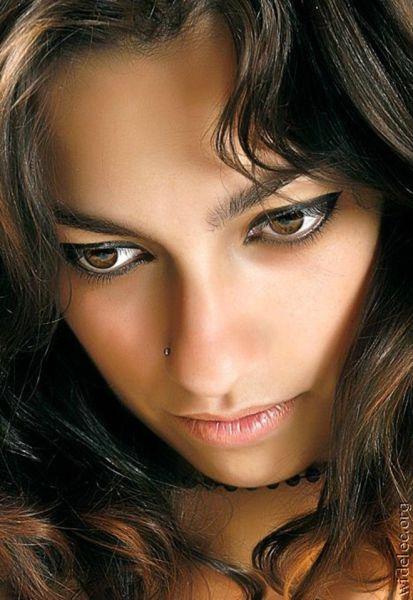 Beautiful Woman Innocent Faces