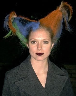 pictures of crazy hairstyles. Wild Crazy Hairstyles