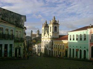 SALVADOR (BA) - Pelourinho