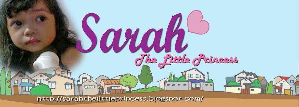 Sarah The Little Princess