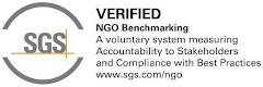 Certificado ONG Benchmarking