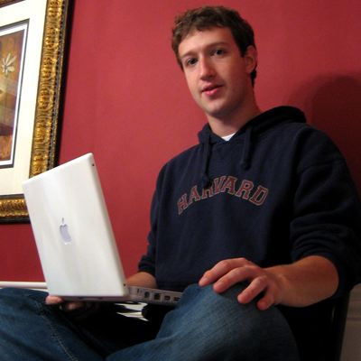 mark zuckerberg laptop