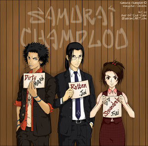 Samurai Champloo: A girl, Fuu is looking for some way to find the Sunflower ...