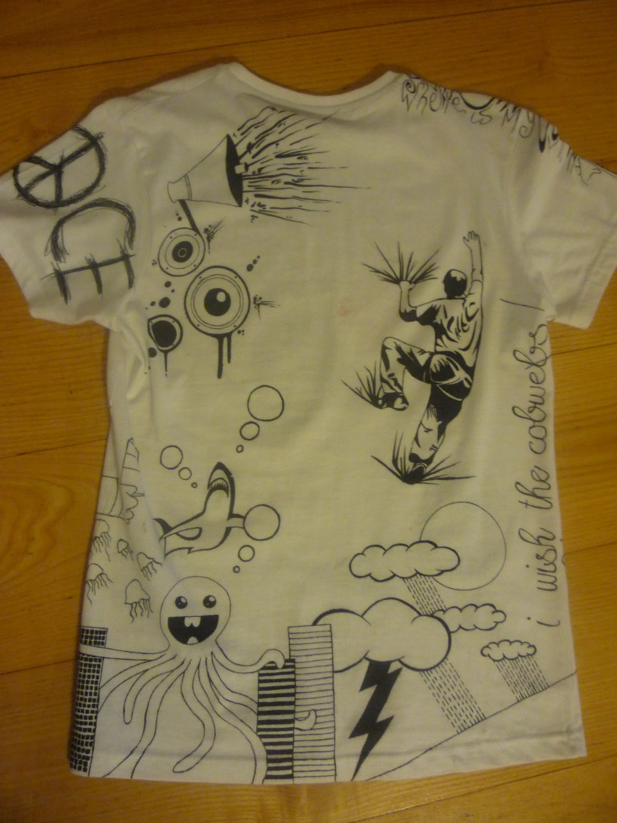 107 015 5889 T Shirt Design