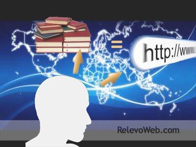 Internet implica una lectura exploratoria, en diversas páginas, al igual que en los libros.