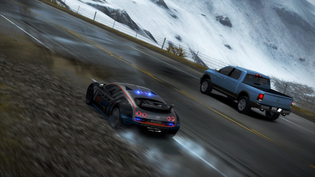Obi\'s World Wide Web of Cars: Fast-Action Cop