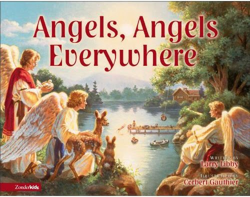 N oublions pas - N'oublions pas nos chers anges-gardiens ! Angels%2Beverywhere
