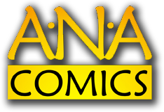 A.N.A. Comics - News, Updates, and More