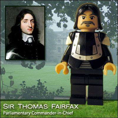 71 Famous people in Lego