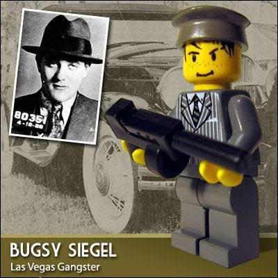 61 Famous people in Lego