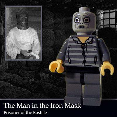 35 Famous people in Lego