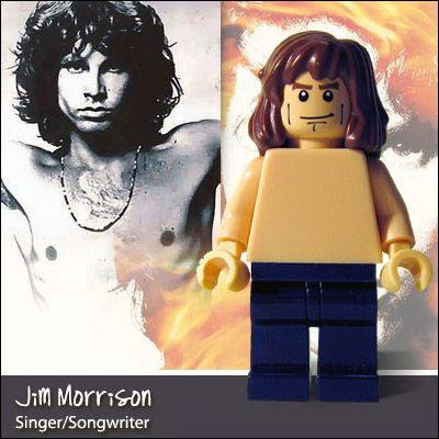 29 Famous people in Lego