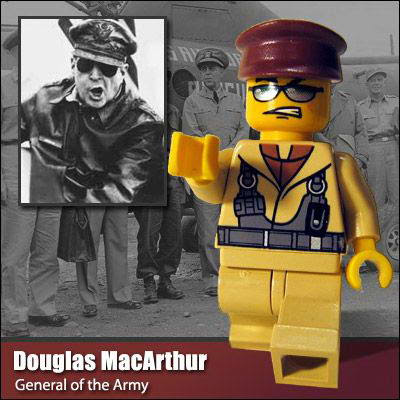 28 Famous people in Lego