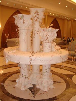 world most expensive wedding cakes. Black Bedroom Furniture Sets. Home Design Ideas
