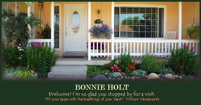 Bonnie Holt