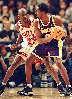 a Kobe comparison piece