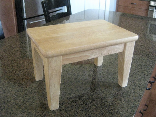 Wooden Foot Stool Plans Pdf Woodworking