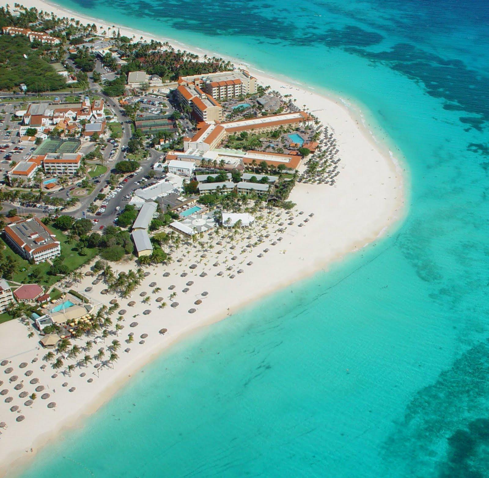 Caribbean Islands: Aruba