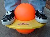 Image 80's Pogo Ball