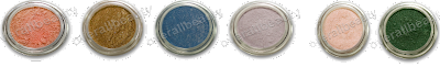 review retreat mineral eyeshadow review
