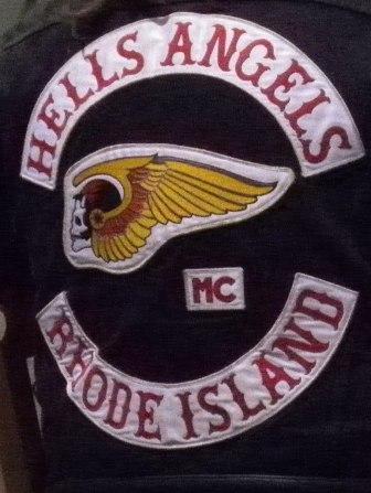 Hells angels prospect patch hells angels were sponsors