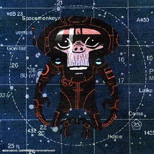 Spacemonkeyz vs. Gorillaz - Laika Come Home
