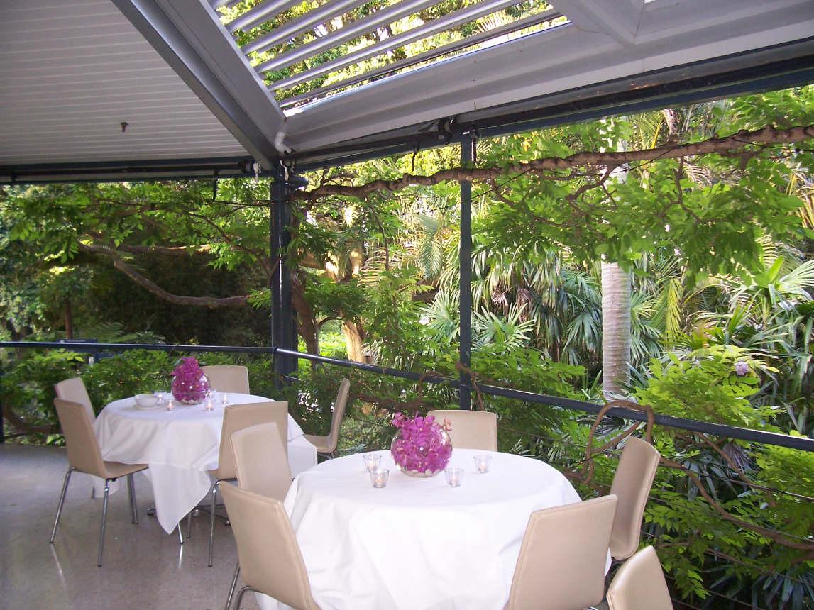 Corporate event 6 december 2007 botanic gardens for Au jardin restaurant botanic gardens