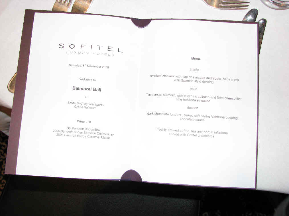 sofitel sydney pillow menu-#26