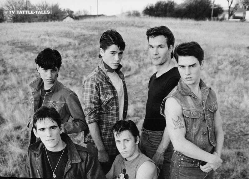 The Outsiders takes place