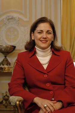 Ministra de Comunicaciones de Colombia: María del Rosario Guerra
