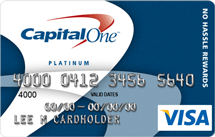 Capital e Credit Card Account submited images