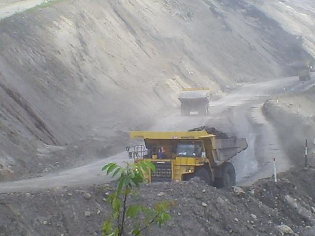 aktivitas tambang batubara