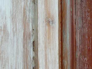 le venature del legno trattengono il colore