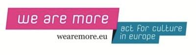 Oggi si è celebrato a Bruxelles il lancio della campagna europea di sensibilizzazione all'arte - We are more