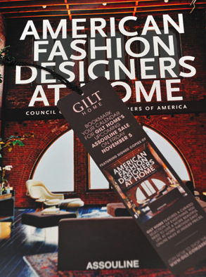 Just B: B Guilty: American Fashion Designers at Home book party