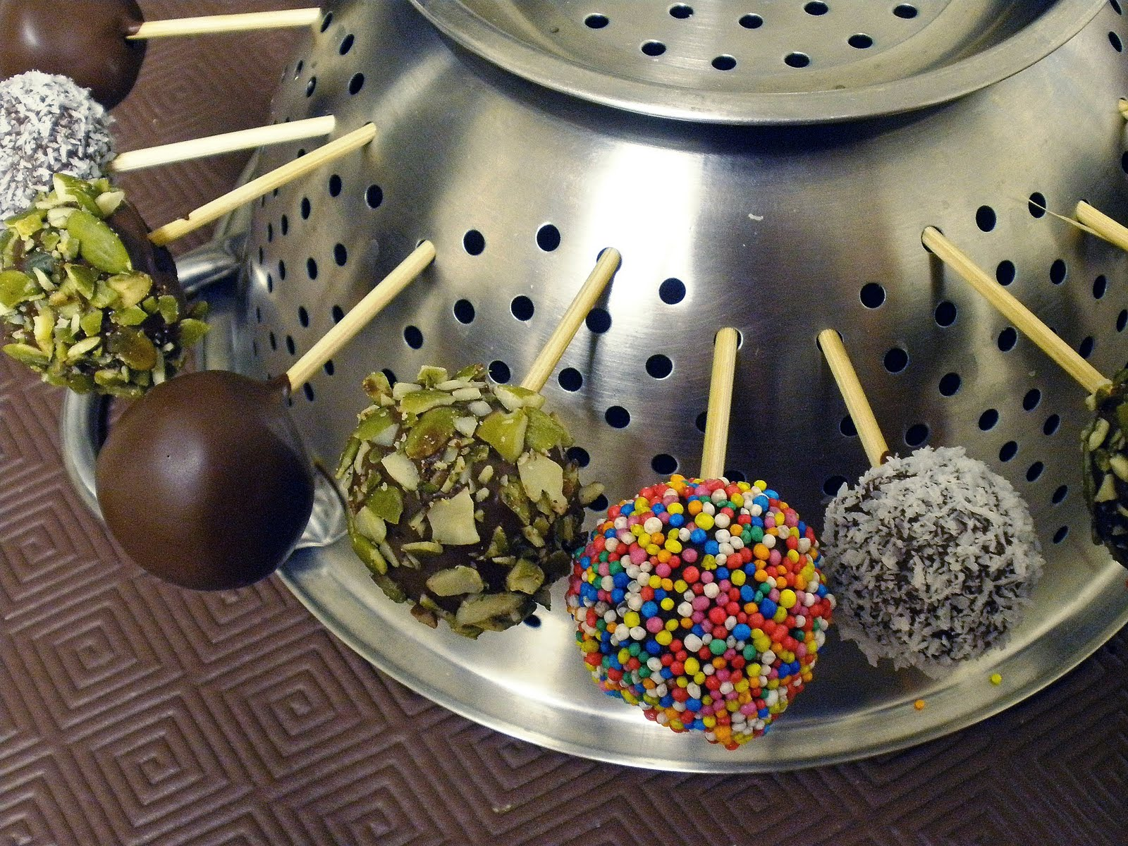 Can You Make Cake Pops The Night Before