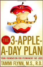Lose weight with 3 apple a day diet plan