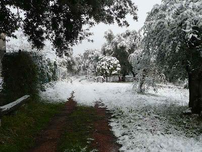 inverno Toscana