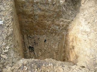 fossa imhoff - scavo