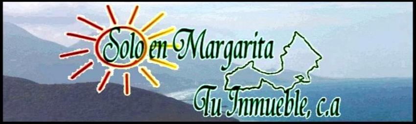 Solo en Margarita Tu Inmueble