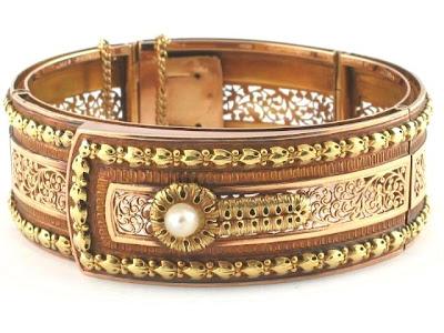 Antique Bracelets Jewelry